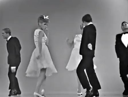 Dancers on The Judy Garland Show (1964)